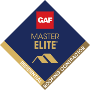 gaf master elite certification logo